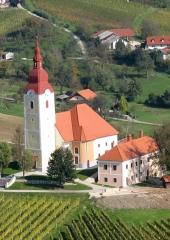 Cerkev Sv. Lovrenc Bizeljsko (3)